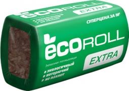Минераловатный утеплитель Knauf ЭКОРолл Extra TS037 1230x610x100 / 8 шт.