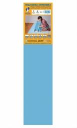Подложка-гармошка Solid Синяя 5 мм (1.05 м х 0.25 м) под ламинат и паркетную доску