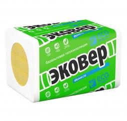 Базальтовый утеплитель Эковер Вент Фасад 80 1000х600х50 / 8 пл.
