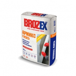 Штукатурка Brozex Армикс CP-340 цементная толстослойная 25 кг