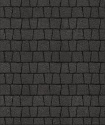 Тротуарная плитка Антик Стоунмикс 73х53х91х60 Черная