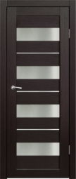 Дверь межкомнатная Синержи Альфа Венге 2000х800