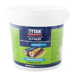 Клей Tytan для линолеума и ковролина 1 кг