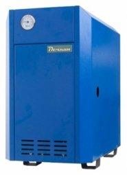 Котел газовый Печкин КСГ-10 синий с автоматикой EUROSIT