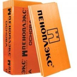Экструдированный пенополистирол Пеноплекс Основа 30 1185x585x100 / 5 пл.