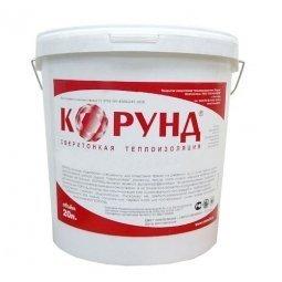 Жидкая теплоизоляция Корунд Классик краска сверхтонкая 5 л