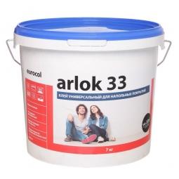 Клей водно-дисперсионный Forbo Arlok 33 (1кг)