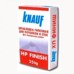 Шпатлевка Knauf ХП-Финиш гипсовая 25 кг