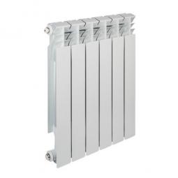 Радиатор Алюминиевый TENRAD AL500/80/6