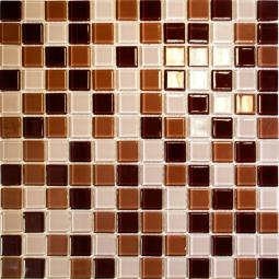 Мозаика Elada Crystal CB513 шоколадный микс 32.7x32.7