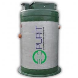 Автономная канализация FloTenk BioPurit 8 С-630
