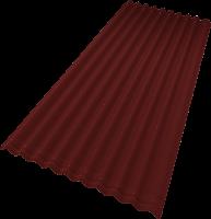 Ондулин Лист Смарт 950х1950 коричневый