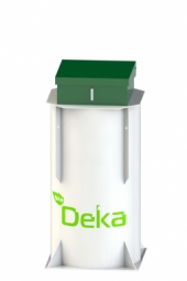 Автономная канализация BioDeka-5 П-1800
