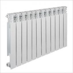 Радиатор алюминиевый Konner Lux 350/80 12 секц.