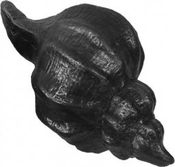 Камень для бани Рубцовск Чугунный «Ракушка морская» КЧР-1
