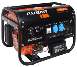 Генератор бензиновый Patriot GP 3510 E