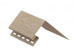 Околооконный профиль Ю-Пласт Тимбер-Блок Кедр светлый