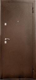 Металлическая дверь Старк, Йошкар-Ола, 860*2050, миланский орех