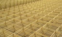 Сетка кладочная стеклопластиковая СКС 3 ячея 50х50 1200х1200