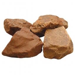 Камень для бани Огненный Камень Яшма 10 кг