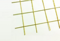 Сетка кладочная базальтовая КСП 50х50 2.5 мм, 1500х380 мм