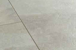 ПВХ-плитка Quick-step Livyn Ambient Glue Plus Бетон тёплый серый