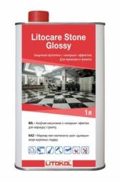 Защитная пропитка Litokol Litocare Stone Glossy с «мокрым» эффектом, 1л