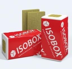 Базальтовый утеплитель Технониколь Изобокс Лайт 1200x600x100/6 пл.