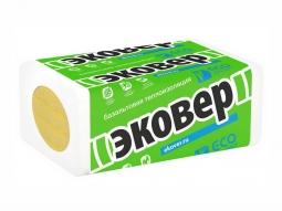 Базальтовый утеплитель Эковер Кровля Низ 120 1000х600х50 мм/6 шт.